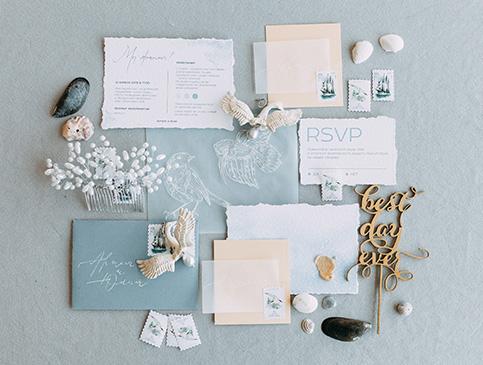 Faire part de mariage personnalise a imprimer